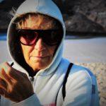 Viktminskning äldre kvinna